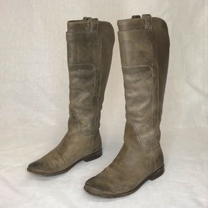 Frye Paige tall riding boot size 6.5M